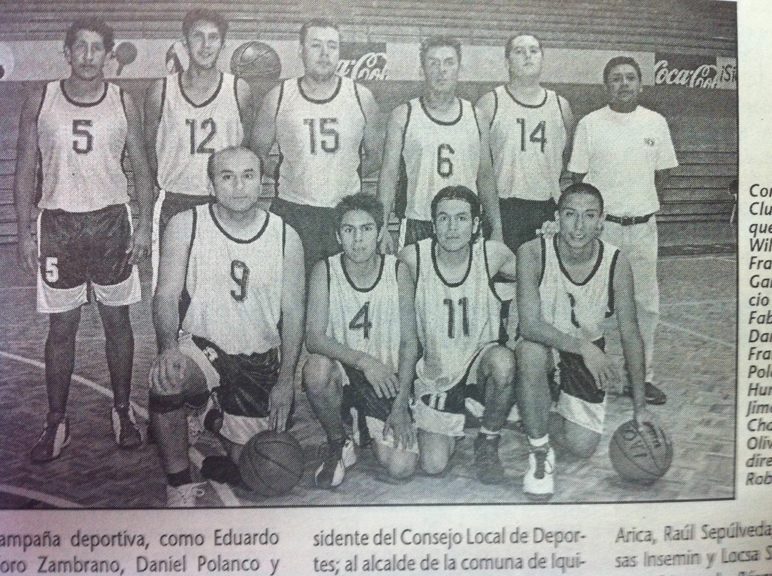 Campeones de Verano 2004