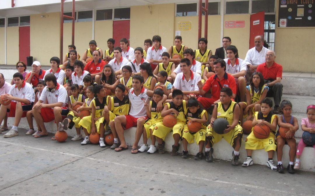 Selección Juvenil de Chile